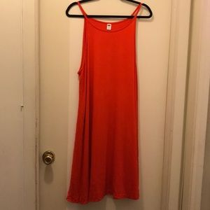 Summer swing dress